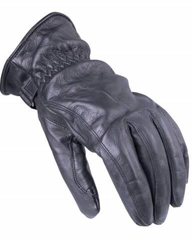 Moto rukavice BOS Chopper Farba čierna, Veľkosť XXL
