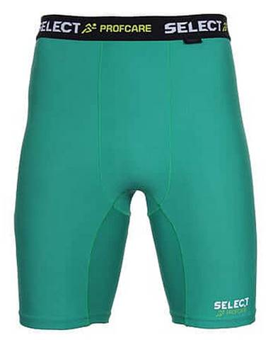 Compression Shorts kompresní šortky zelená Velikost oblečení: XL