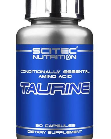 Taurine - Scitec Nutrition 90 kaps.