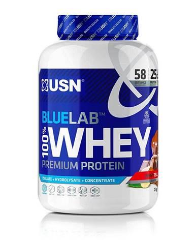 USN BlueLab 100% Whey Protein Premium 2000 g tropical smoothie