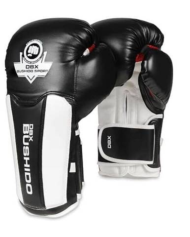Boxerské rukavice DBX BUSHIDO B-3W 10oz.