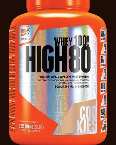 Extrifit High Whey 80 2270 g cookies cream