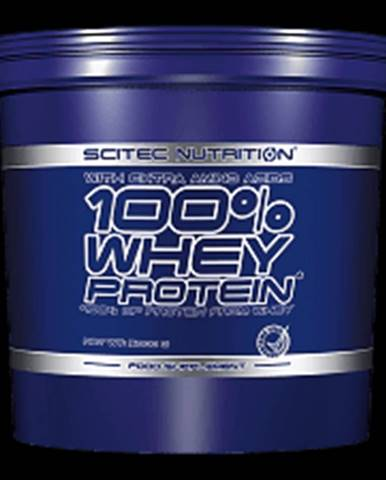 Scitec Nutrition 100% Whey Protein 5000 g strawberry