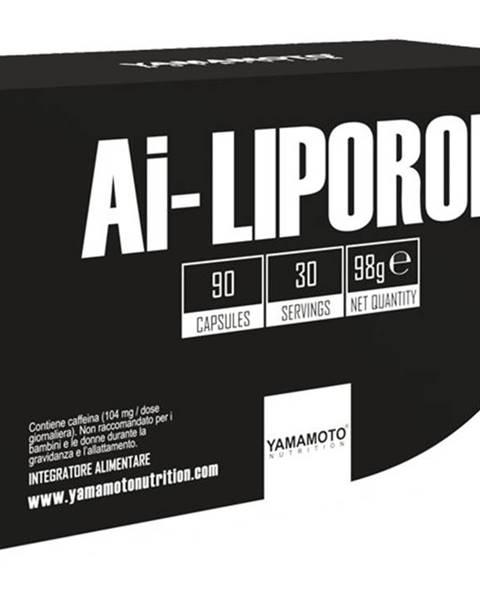Yamamoto Ai Liporol (výkonný termogénny spaľovač) - Yamamoto 180 kaps.