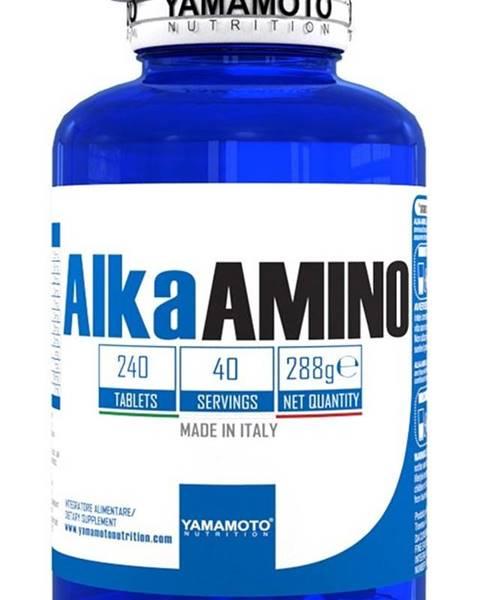 Yamamoto Alka Amino (aminokyseliny + vitamíny) - Yamamoto  240 tbl.