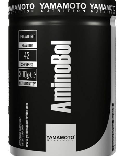 Yamamoto AminoBol (predtréningová BCAA formula) - Yamamoto  300 g