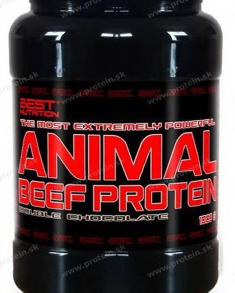 Best Nutrition Animal BEEF Protein od Best Nutrition 1000 g Čokoláda