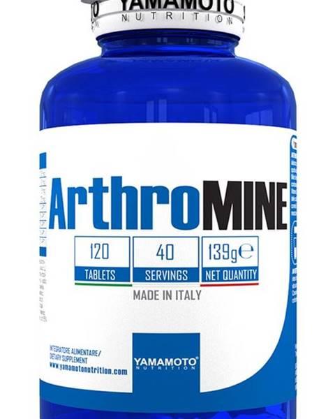 Yamamoto ArthroMINE (rastlinná kĺbová výživa) - Yamamoto 120 tbl.