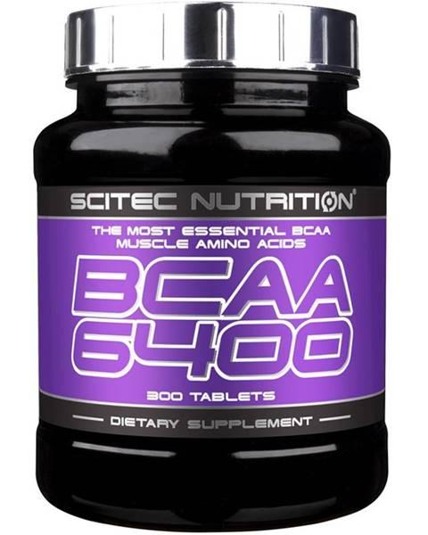 Scitec Nutrition BCAA 6400 - Scitec Nutrition 125 tbl