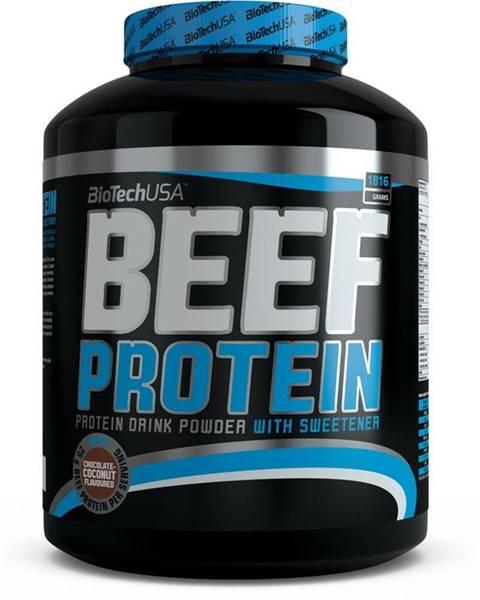 Biotech USA Beef Protein - Biotech USA 1816 g Jahoda