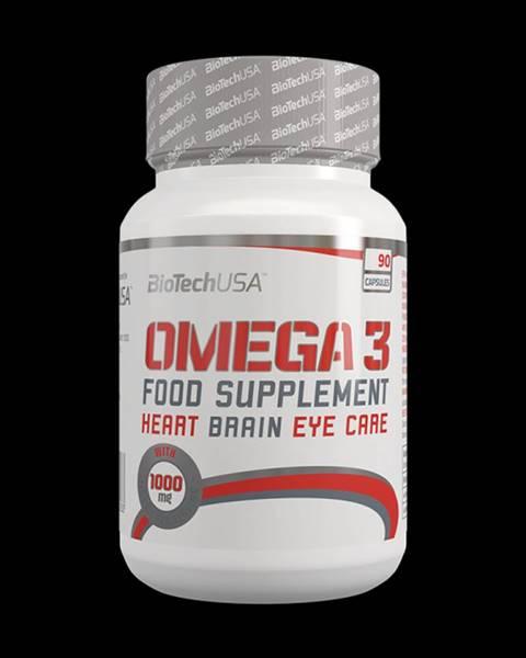 Biotech USA BioTech USA Omega 3 90 cps.
