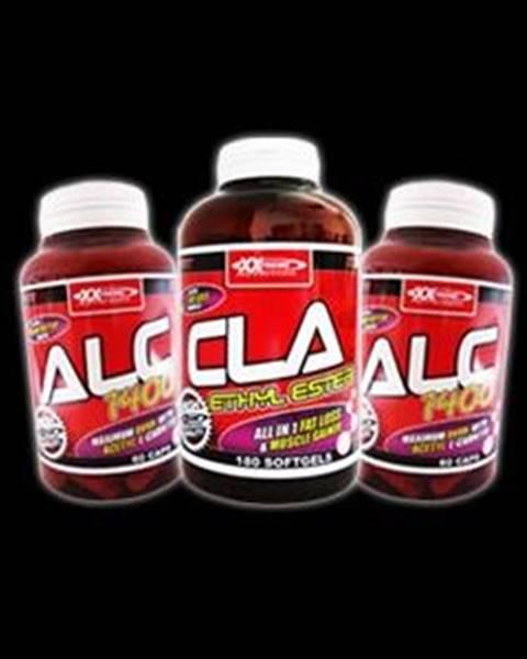 Xxlabs CLA + ALC + ALC zadarmo 60 + 60 + 60kps.