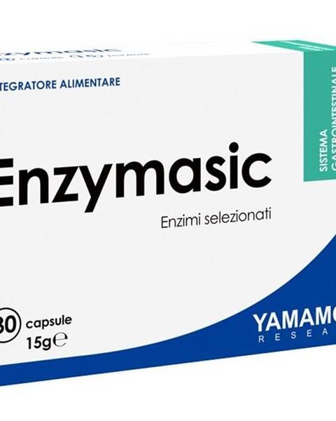 Yamamoto Enzymasic (3 typy tráviacich enzýmov) - Yamamoto 30 kaps.