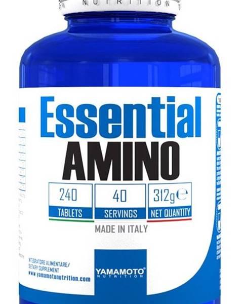 Yamamoto Essential Amino - Yamamoto 240 tbl.