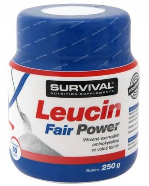 Survival Glutamin Fair Power + Leucin Fair Power