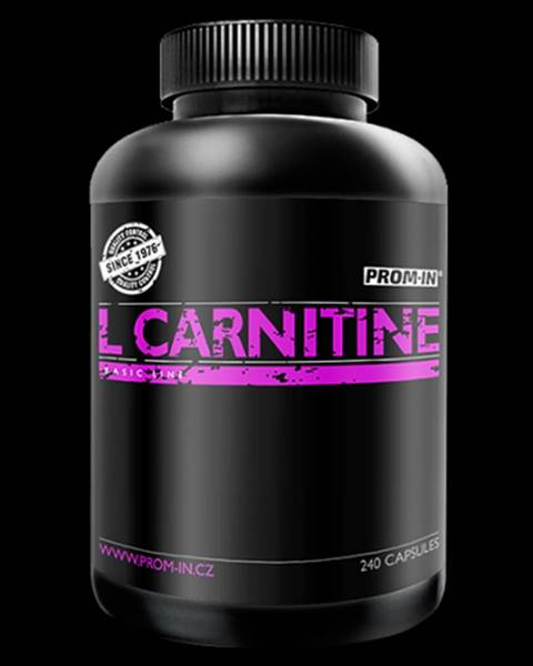Prom-IN L-Carnitine Tartrate 240 cps