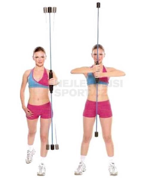 Spartan Master Swing Flexal Bar