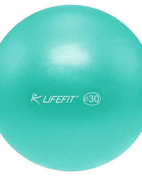 Lifefit Míč OVERBALL LIFEFIT 30cm, tyrkysový