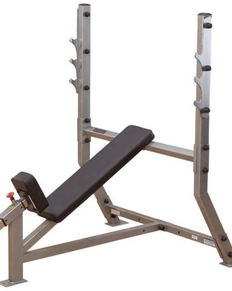 Body Solid Profesionálna bench lavica Body Solid SIB359G Incline Bench