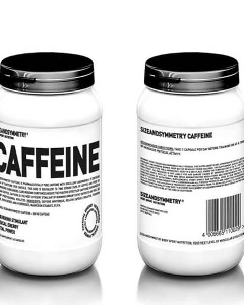 Sizeandsymmetry SIZEANDSYMMETRY CAFFEINE 60 caps. Caffeine 60 cps.