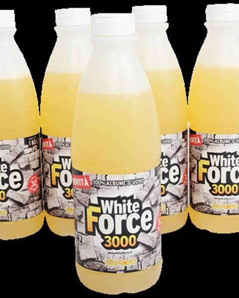White force Tekuté vaječné bielky 5000ml