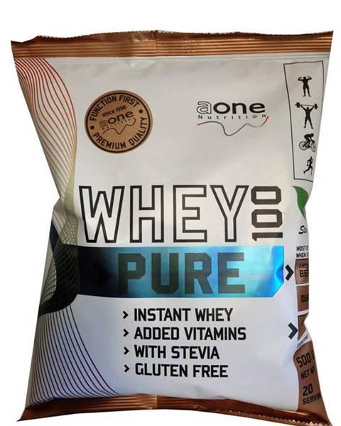 Aone Whey 100 Pure - Aone 2000 g Banana