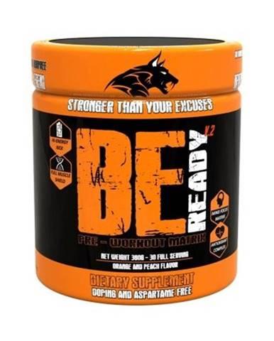 Be Line Ready V.2 - Amarok Nutrition 360 g Orange & Peach