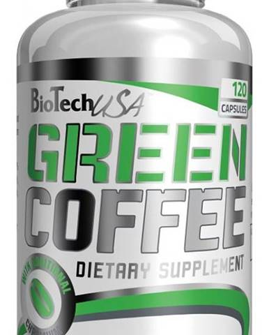BioTech GREEN COFFEE 120 kapslí