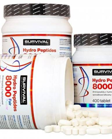 Hydro Peptides 8000 Fair Power 120 tbl.