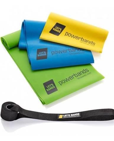 LETS BANDS Powerbands Set Flex