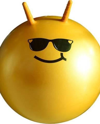 Lifefit Dětský skákací míč JUMPING BALL 55 cm oranžový