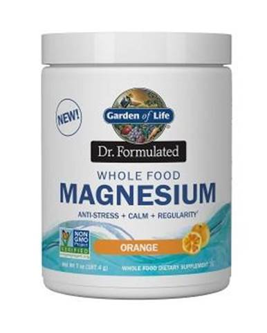 Magnesium Dr. Formulated - Hořčík - pomerančový 197,4g