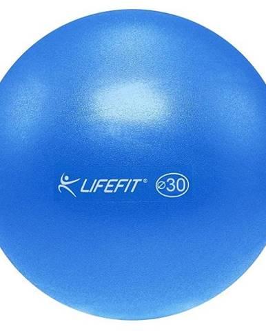 Míč OVERBALL LIFEFIT 30cm, modrý