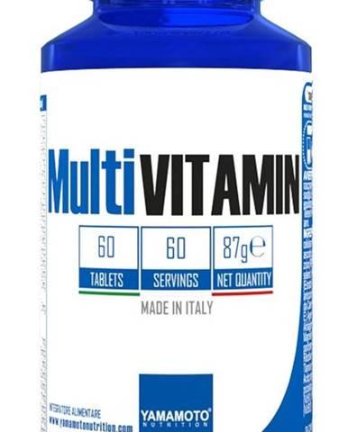 MultiVITAMIN (komplexný multivitamín) - Yamamoto 60 tbl.