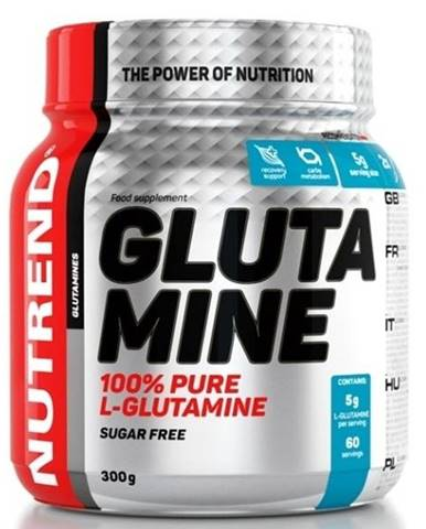 Nutrend GLUTAMINE 500 g 300g
