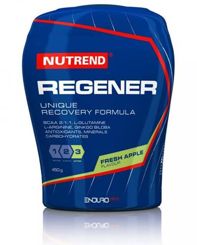 Nutrend Regener 10x 75g Red Fresh