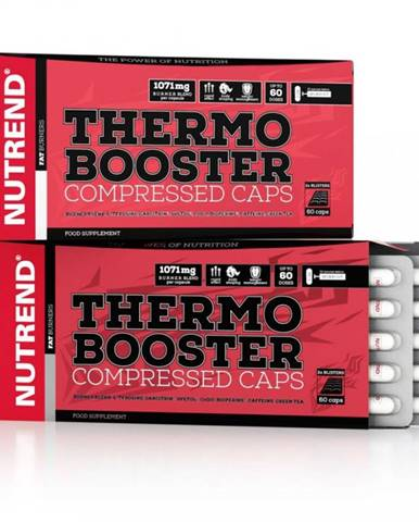 Nutrend Thermobooster Compressed Caps 60 tbl