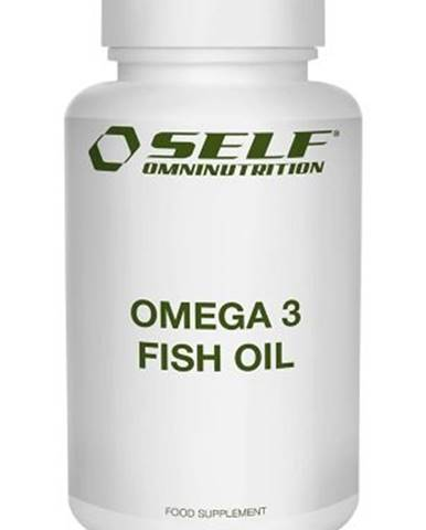 Omega 3 Fish Oil od Self OmniNutrition 120 kaps.