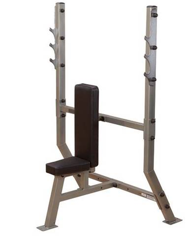 Profesionálna bench lavica Body Solid SPB368G Shoulder press bench