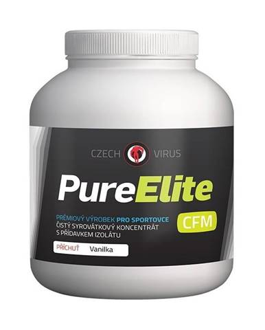 Pure Elite CFM - Czech Virus 1000 g Kokos