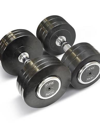 Sada činiek BODY SOLID 44-60 kg - stúpanie po 2 kg (9 párov)