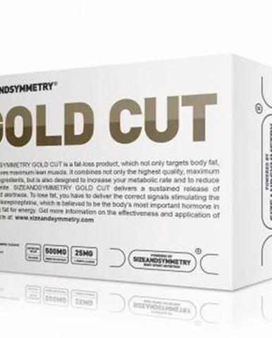 Sizeandsymmetry GOLD CUT, 60 kapslí