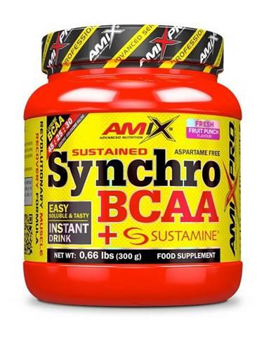 Synchro BCAA + Sustamine - Amix 300 g Fresh Fruit Punch