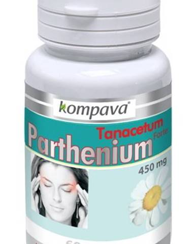Tanacetum Parthenium Forte - Kompava 60 kaps.