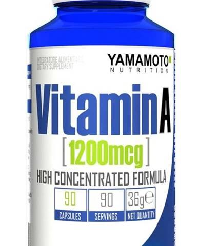 Vitamin A 1200 mcg - Yamamoto  90 kaps.