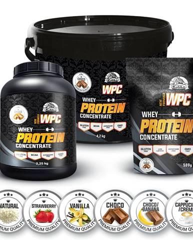 WPC Protein ochutený - Koliba Milk 1000 g Cappuccino/cream