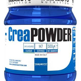 Crea Powder Creapure Quality - Yamamoto 500 g