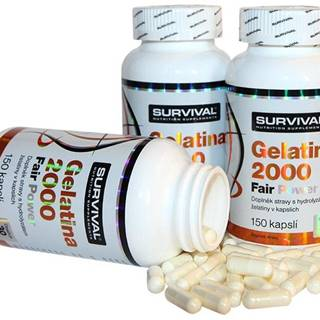 Gelatina 2000 Fair Power
