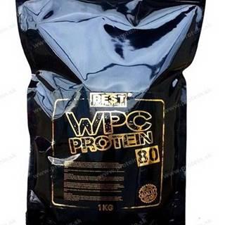 WPC Protein 80 od Best Nutrition 1000 g Neutral