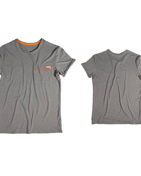 JOBE Pánske tričko Jobe Discover Slate M